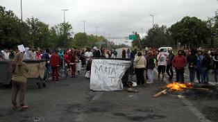 Vecinos de Lugano celebraron la aparición de la niña y esperan que regrese al barrio