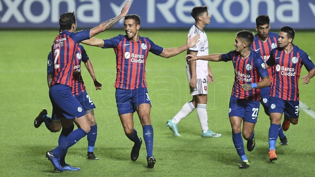 San Lorenzo ahora tendrá tres partidos de la Copa de la Liga por delante y luego afrontará la serie contra Santos.