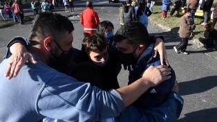 Una vecina de Luján reconoció al captor, lo persiguió y llamó al 911