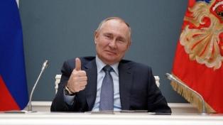 """Putin le respondió a Biden por haberlo llamado asesino: """"El que lo dice lo es"""""""