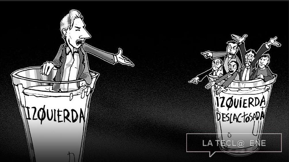 Para Marcelo Brignoni, la derecha le ganó el debate a la izquierda occidental.