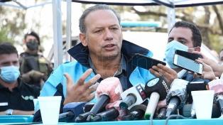 Berni bajó la lista de precandidatos que encabezaba en la provincia de Buenos Aires