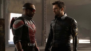 """""""Falcon y el Soldado de Invierno"""", la nueva serie de acción de Marvel, llega a Disney+"""