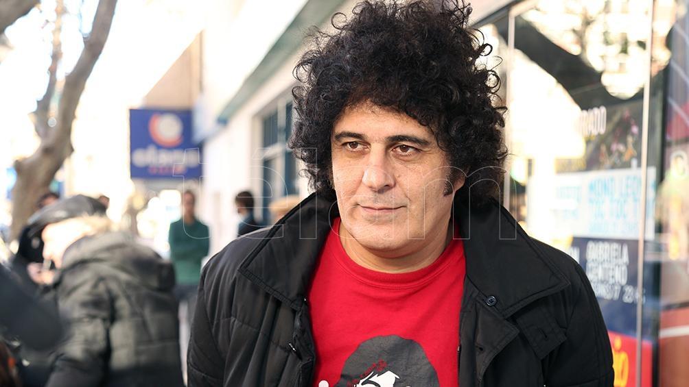 Diego Boris, director del Inamu.