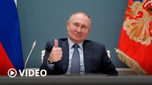 Putin invitó a Biden a un debate pero la Casa Blanca se negó