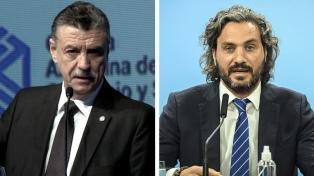 Cafiero recibió a la conducción de la Cámara Argentina de Comercio