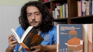 Un libro aborda la trágica vida del escritor Jorge Baron Biza desde la perspectiva del psicoanálisis