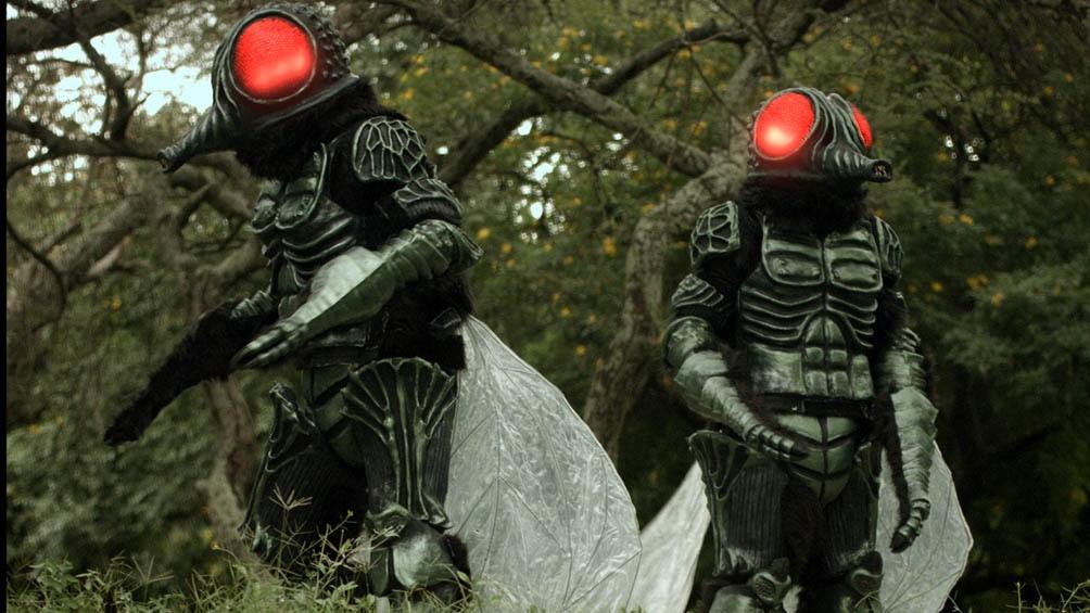 Es un filme de ciencia ficción trash,  la primera coproducción de la historia entre España y Etiopía.