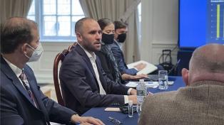 Martín Guzmán se reunió con inversionistas y explicó los objetivos macroeconómicos de 2021