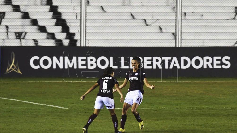 Argentina organizó por primera vez en su historia la Copa Libertadores Femenina