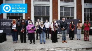 La Secretaría de Derechos Humanos entregó los premios Tato Pavlovsky