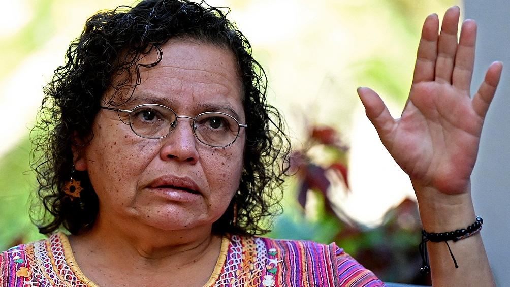 Morena Herrera, activista feminista.