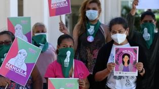 El caso Manuela expone las dramáticas consecuencias de la criminalización del aborto