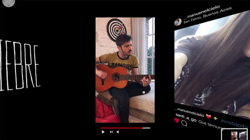 """Estrenó """"Punto de Quiebre"""" en el canal UN3, la primera serie de ficción filmada en 360 en Argentina"""