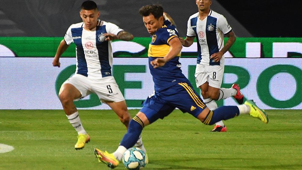 Boca, con la duda de Tevez, recibe a Talleres de Córdoba en La Bombonera