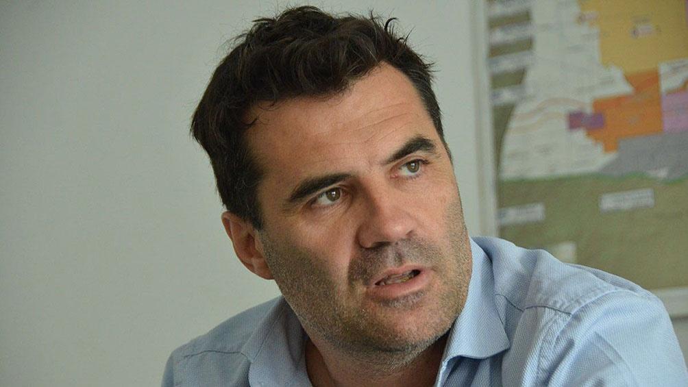 """""""Trabajamos para resolver el problema generado por esta empresa, que no cumple con los contratos de provisión de gas"""", dijo Martínez."""