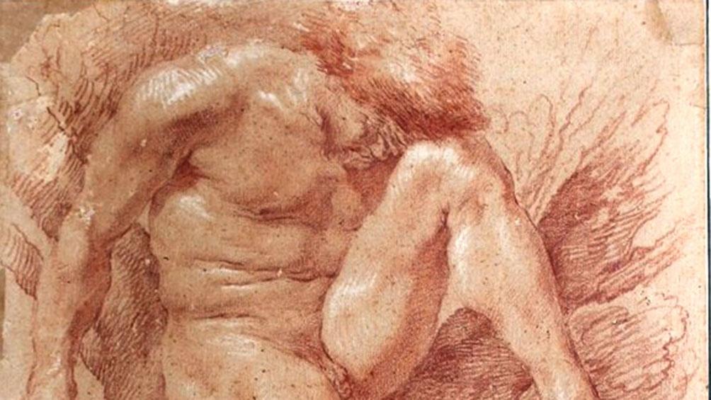 """""""La Academia del Hombre"""", de Bernini."""