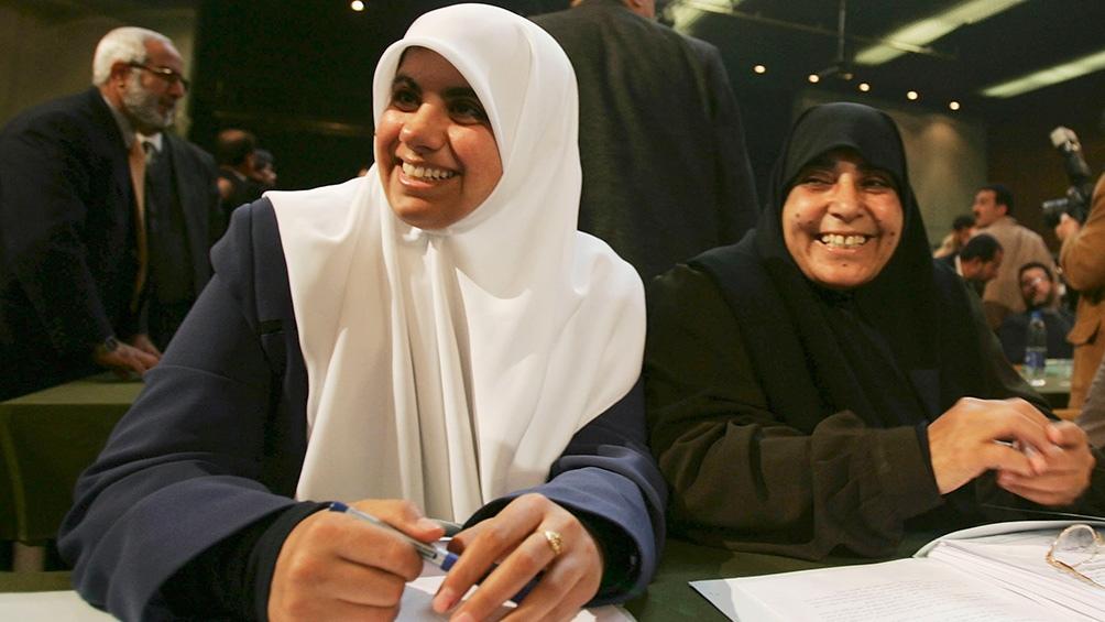 Yamila al Shanti se convirtió en la primera mujer elegida para integrar la dirección ejecutiva del Hamas.