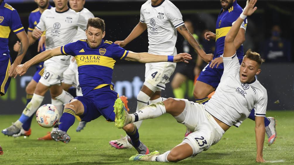 Boca perdió con Talleres en la Bombonera y sigue afuera de los puestos de clasificación
