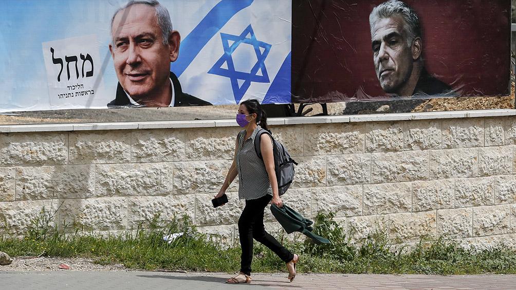 Los israelíes hacen nuevo intento de elegir Gobierno tras dos años de parálisis política