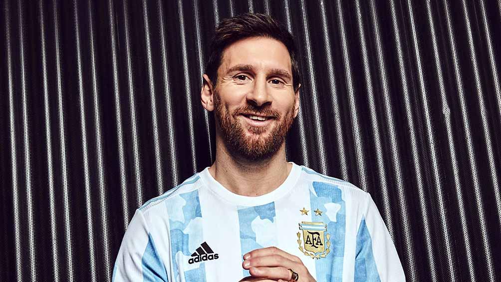 Los seleccionados argentinos tienen nueva camiseta para la temporada 2021