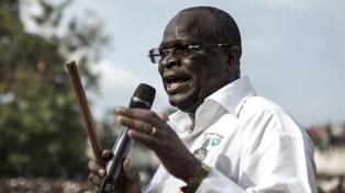 Murió de coronavirus el principal candidato opositor de Congo