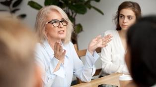 Es récord la proporción de mujeres en puestos de alta dirección de las empresas privadas