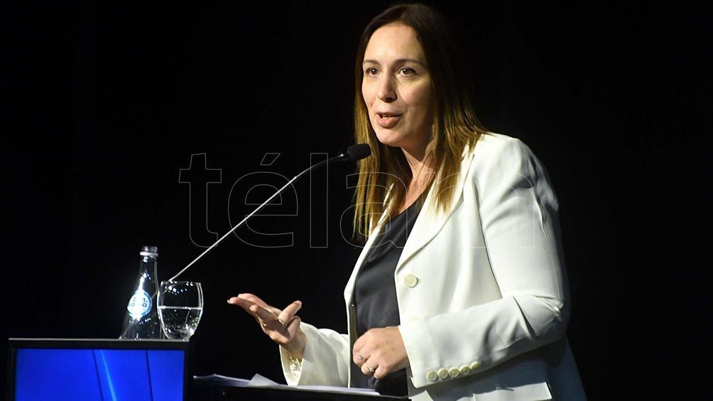 """""""Vidal no cambió porque nunca estuvo en la provincia de Buenos Aires"""" dijo Larroque al referirse a la actual candidata que mudó de distrito."""