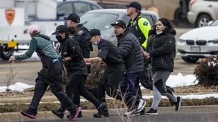 Disparos y heridos en una escuela de Estados Unidos