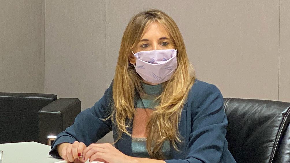 """Nicolini: """"Cuando hicimos el primer viaje a Moscú con la ahora ministra de Salud, Carla Vizzotti, conocimos de primera mano las posibilidades de esta vacuna"""""""