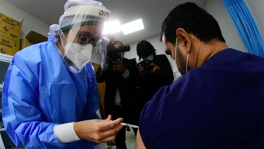 El Mecanismo Covax se propuso inmunizar al menos el 20% de la población de los países participantes.