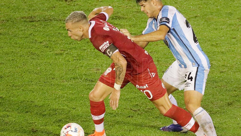 Atlético Tucumán y Huracán completan los 18 minutos del partido suspendido