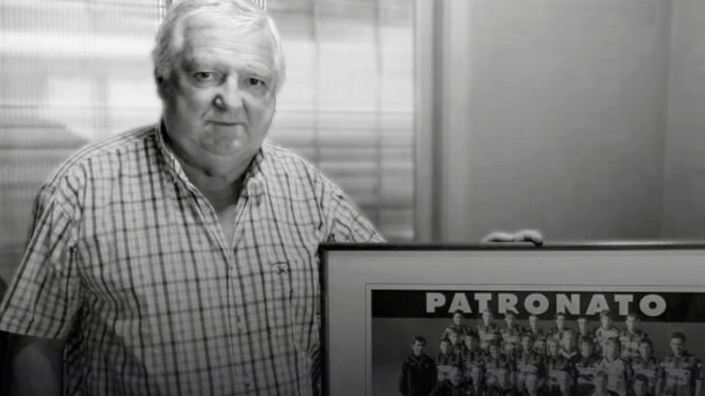 Hollmann desde el 25 de enero estaba internado en el Sanatorio la Entrerriana de Paraná.