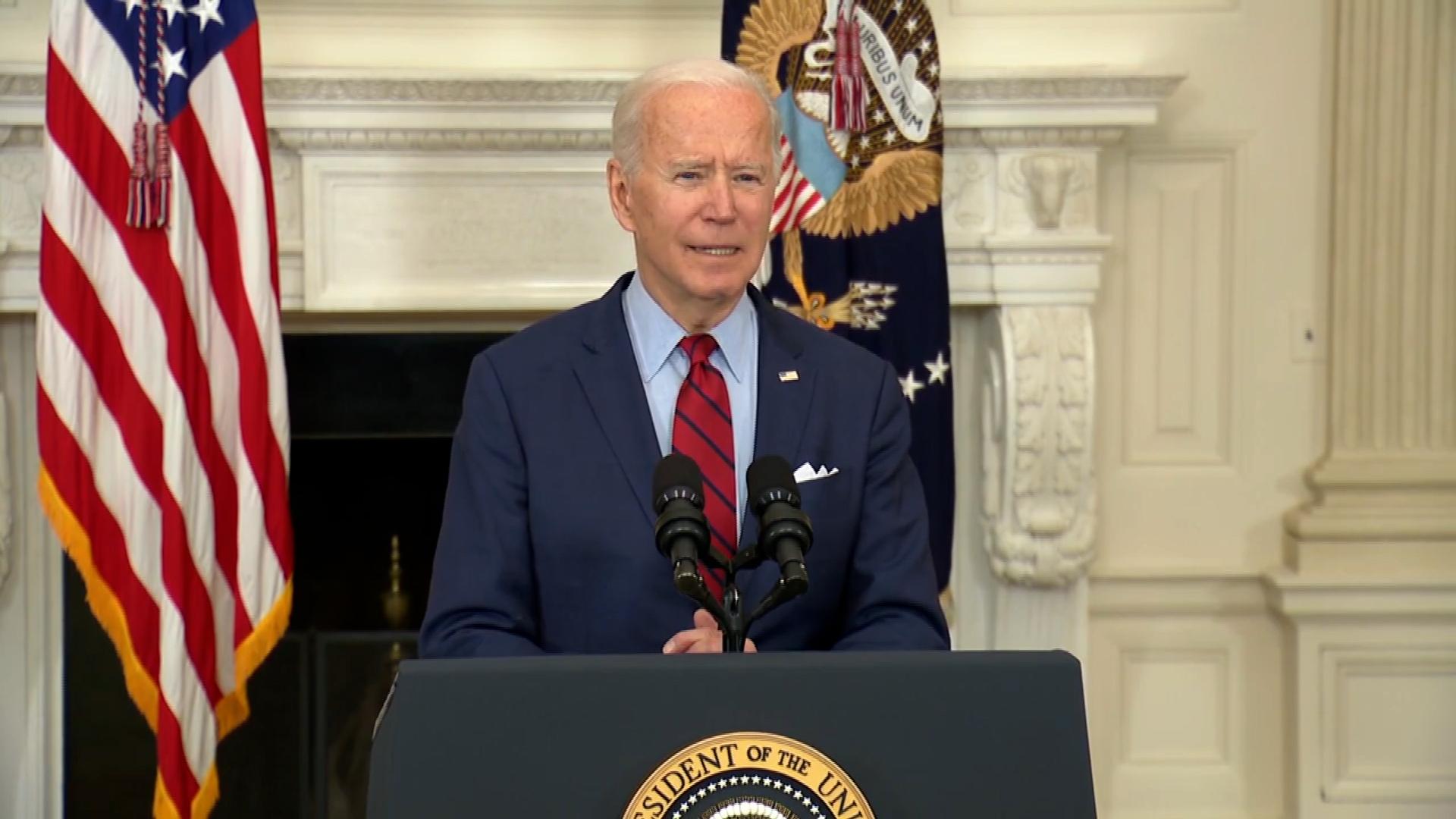 """Biden dice que """"no hay evidencia"""" de que el Gobierno ruso esté implicado en ciberataque"""
