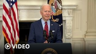 Biden anunció que EEUU reducirá a la mitad sus emisiones de carbono para 2030