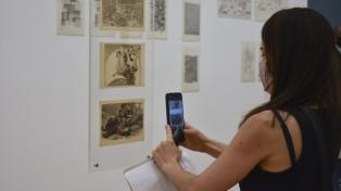 �Ferrari infinito� llega al Bellas Artes con 100 obras gráficas de los años 70' y 80'
