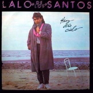 """""""Hay otro cielo"""", el segundo álbum de Lalo."""