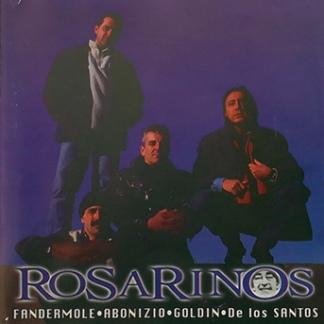 """""""Rosarinos"""", el proyecto que compartió con Abonizio, Fandermole y Goldín."""