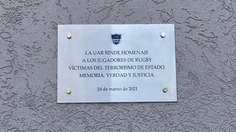 El rugby, el deporte con más jugadores desaparecidos durante la dictadura
