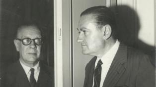 Un escritor admirado por Borges: se publica la narrativa completa de Manuel Peyrou