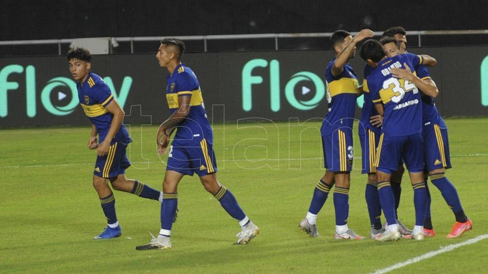 Boca quiere recuperarse tras la última derrota ante Unión por Copa de la Liga (foto archivo)