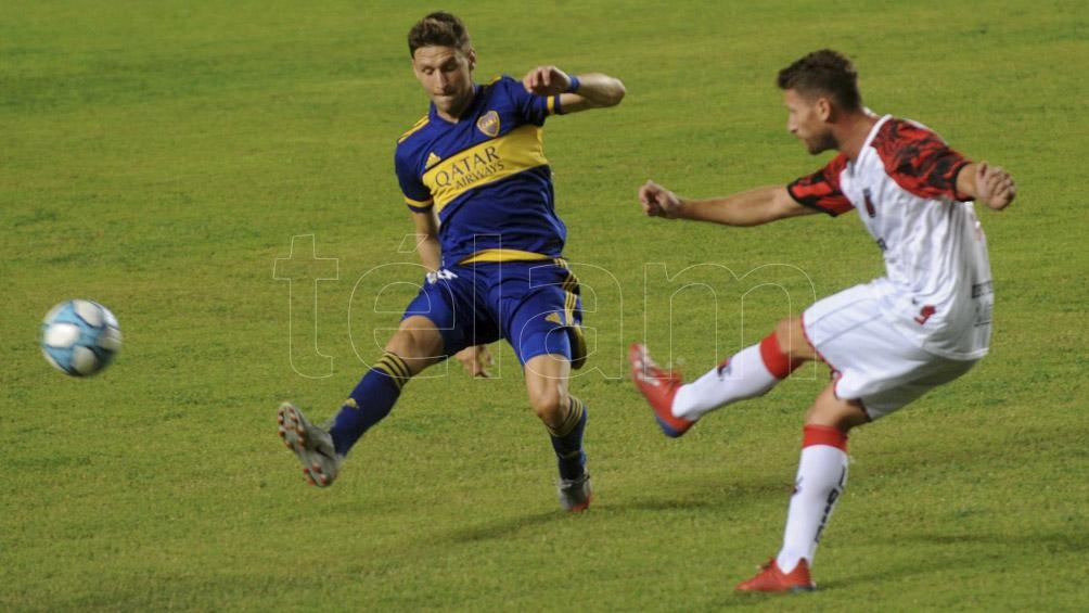 Con este triunfo Boca clasificó a octavos de la Copa.