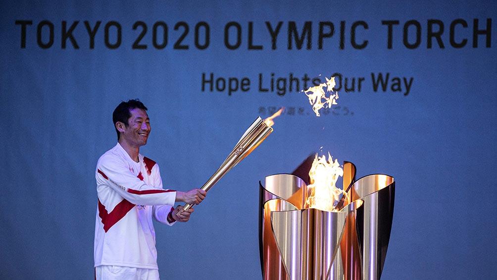 La antorcha olímpica no atravesará Osaka debido al aumento de casos de coronavirus
