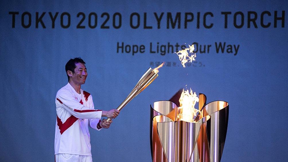 Pidieron que la antorcha olímpica no recorra Osaka por el aumento de casos de coronavirus