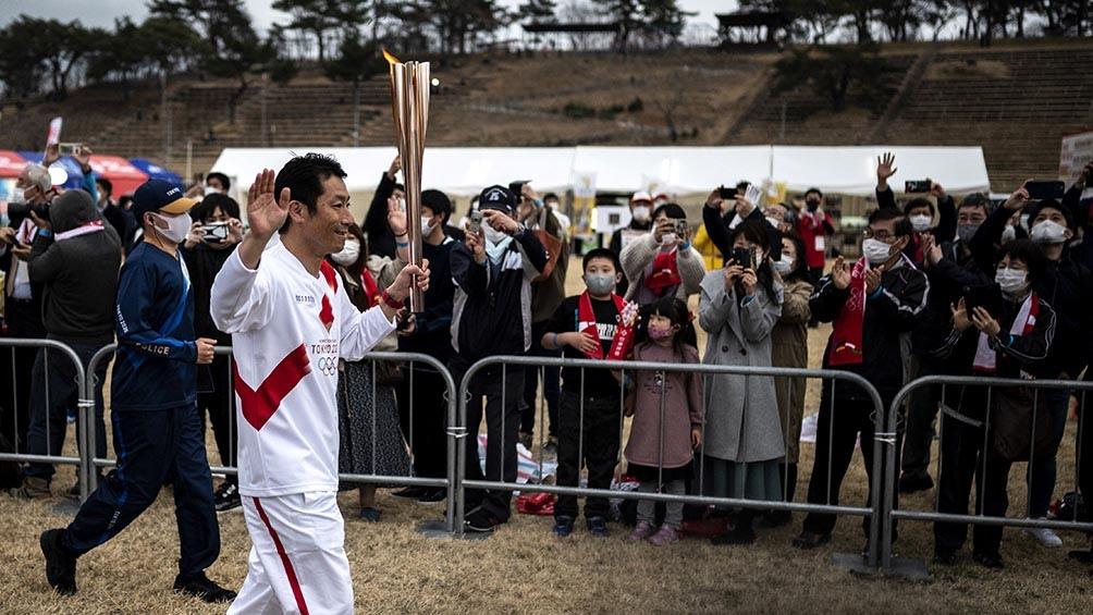 Los Juegos Olímpicos en Japón tendrán lugar del 23 de julio al 8 de agosto bajo estrictas medidas de seguridad sanitaria.