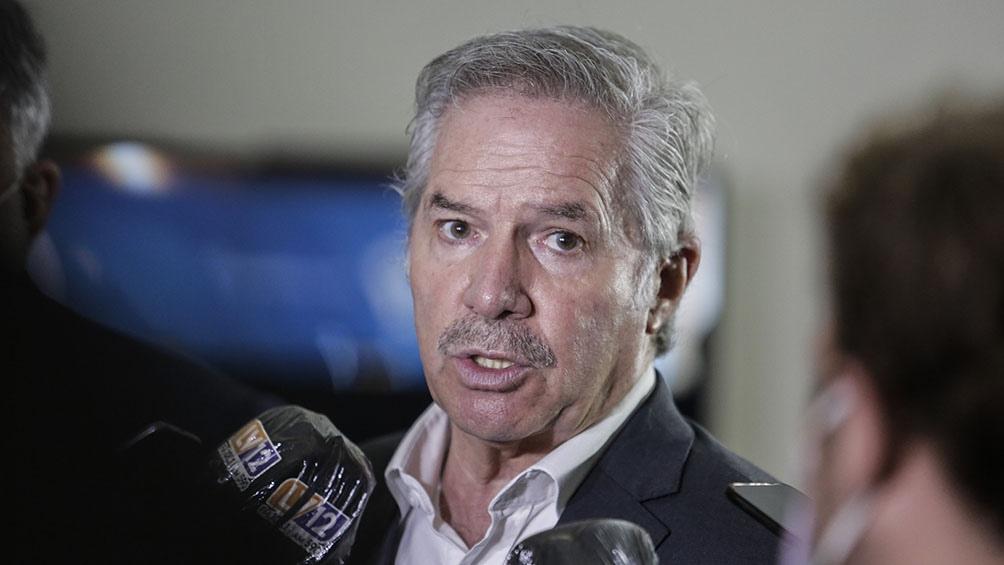 El canciller Felipe Solá firmó el 31 de marzo último la convocatoria a sus pares del Mercosur para el 22 de abril