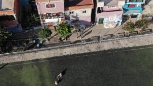 Desbaratan una banda que utilizaba menores de edad para la venta de droga en Ciudad Oculta