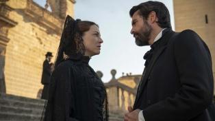 """Se estrena la serie de época """"La Templanza"""", adaptada de una novela de María Dueñas"""