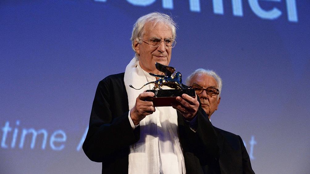 Tavernier visitó la Argentina en 2002 para el Festival de Cine de Mar del Plata.