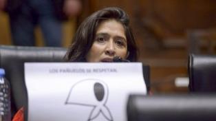 """Victoria Montenegro le respondió al PRO: """"Cómo son capaces de agraviar a Estela de Carlotto"""""""